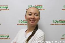 Барило Анна Александровна